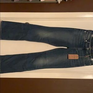 Lucky Brand jeans Lolita boot cut jeans